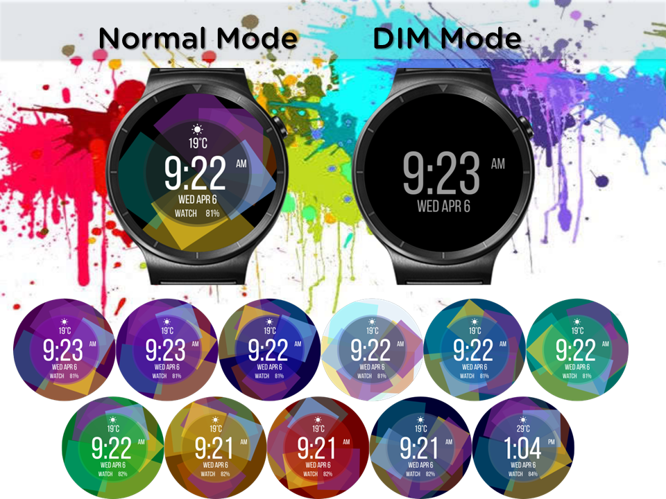 Spring Watch Face The App Store android Code Lads