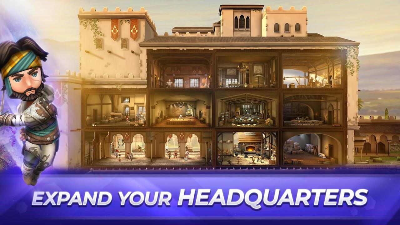 Screenshot Assassin's Creed Rebellion APK