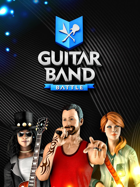 Screenshot Guitar Band Battle APK
