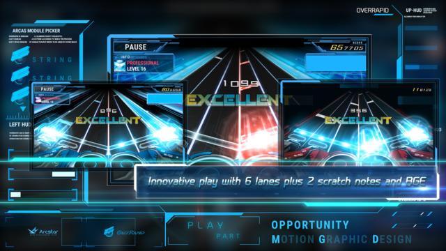 Screenshot OverRapid APK