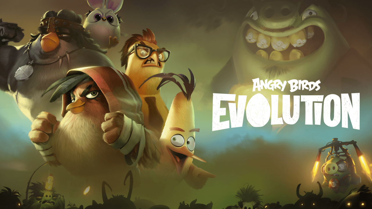 Angry Birds Evolution The App Store