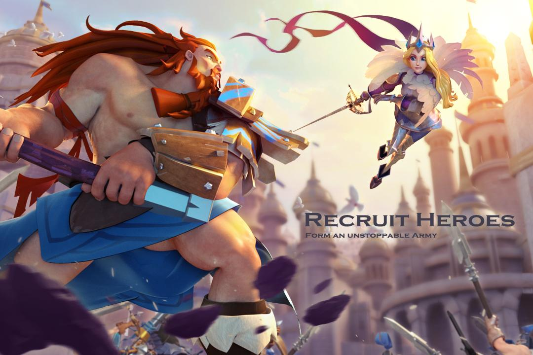 Art of Conquest: Sylvani Spring The App Store