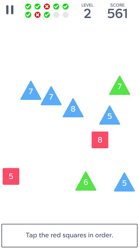 Screenshot Left vs Right: Brain Training Games APK