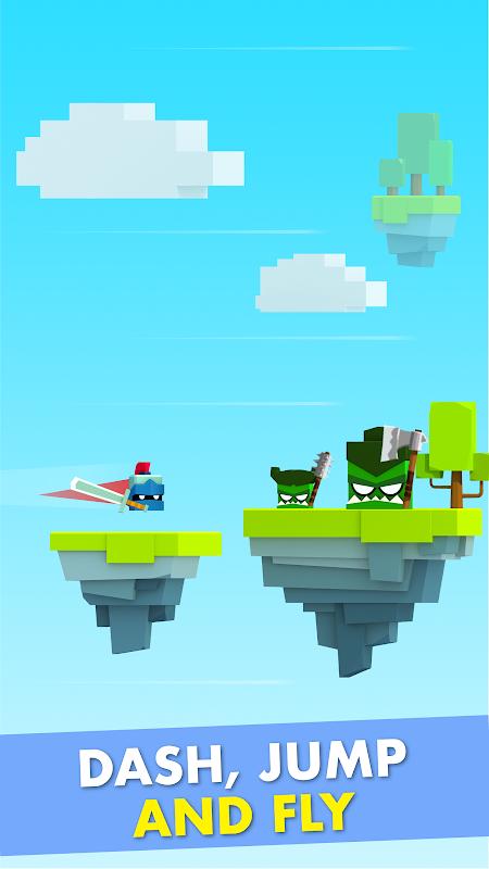 Screenshot Will Hero APK