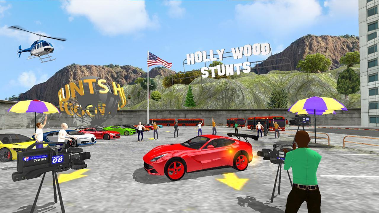 Screenshot Hollywood Stunts Movie Star APK