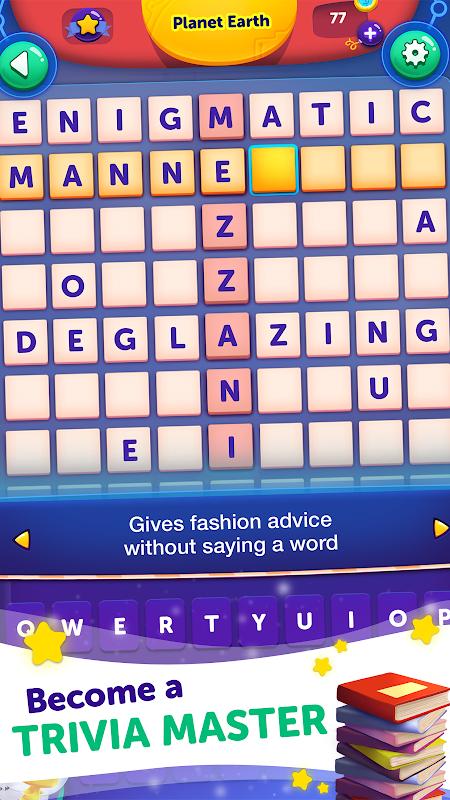 Screenshot CodyCross: Crossword Puzzles APK