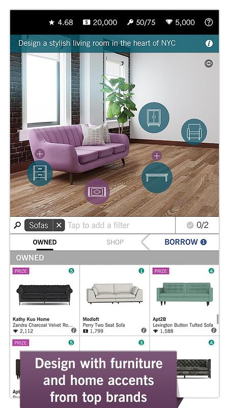 Screenshot Design Home APK