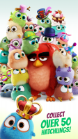 Angry Birds Match Screen