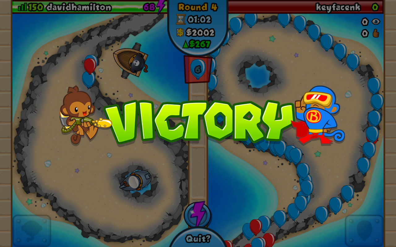 Screenshot Bloons TD Battles APK