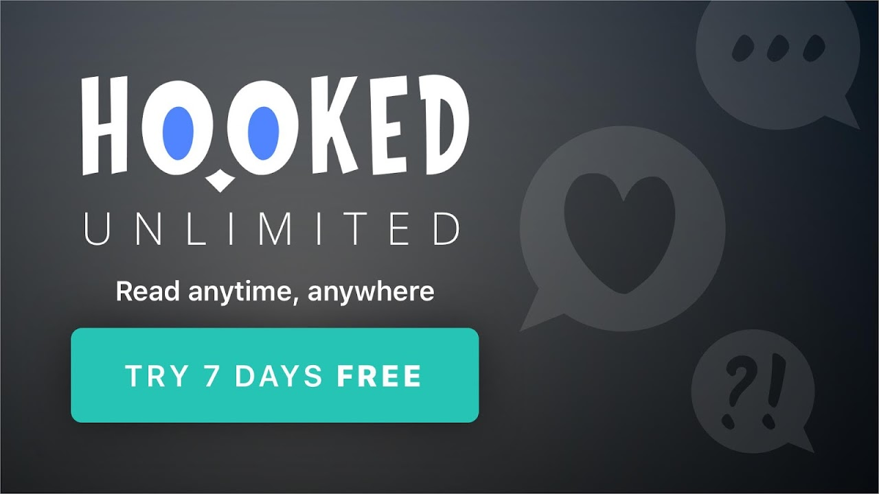 Screenshot HOOKED - Chat Stories APK