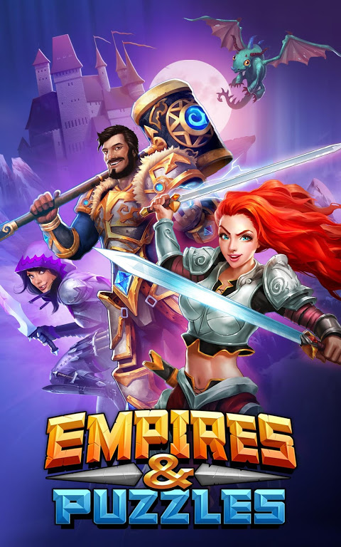 Empires & Puzzles: RPG Quest The App Store