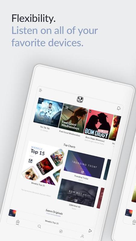 JioSaavn Music & Radio – including JioMusic The App Store