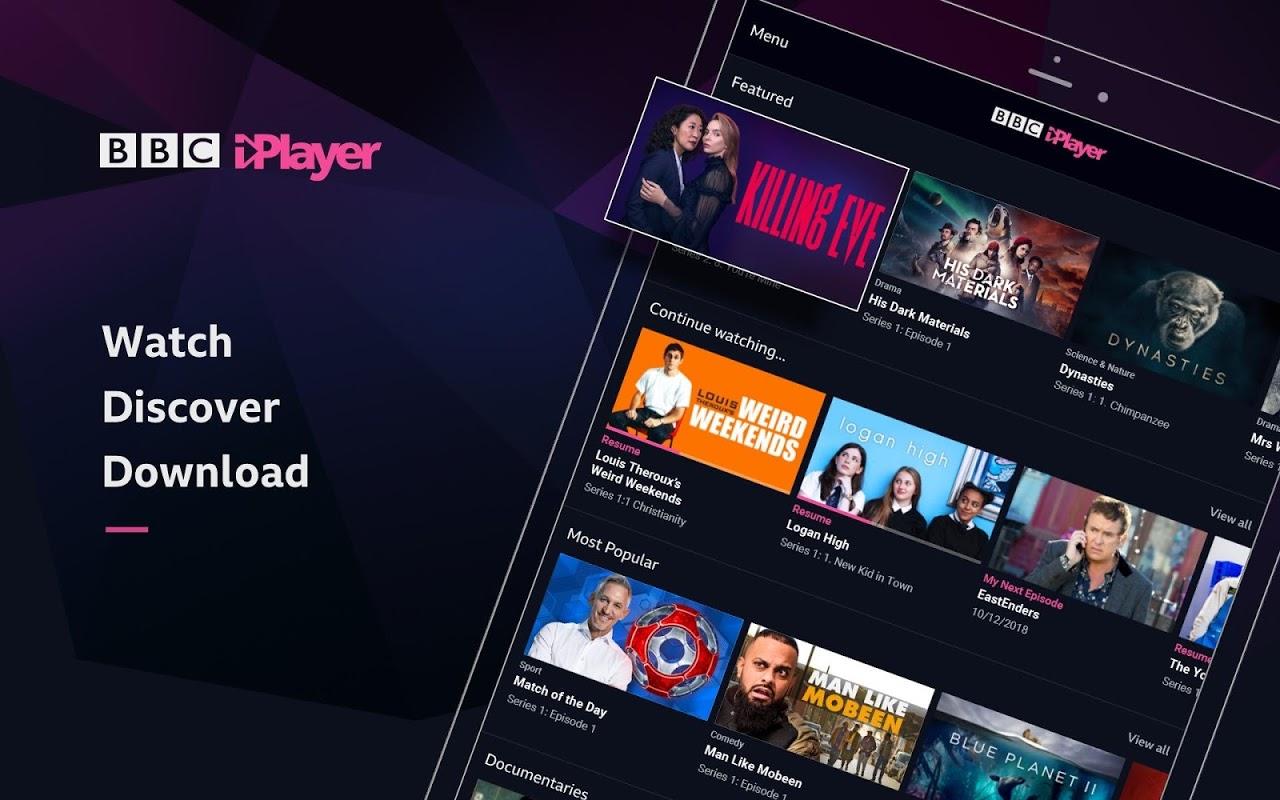 BBC iPlayer The App Store