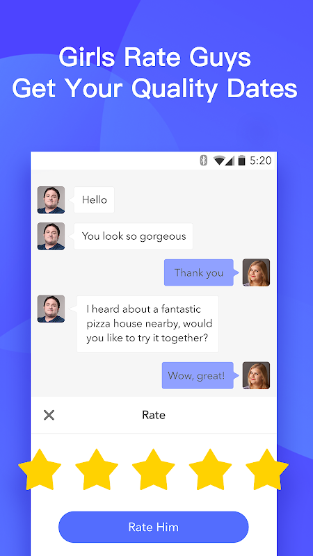 Screenshot BBW Dating & Plus Size Chat APK