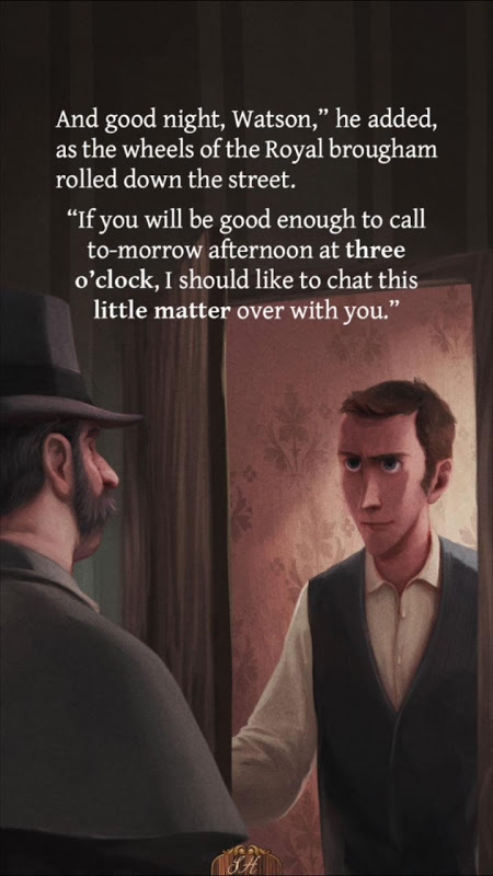 Sherlock Holmes: A Scandal in Bohemia The App Store