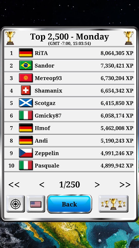 Screenshot World Geography - Quiz Game APK