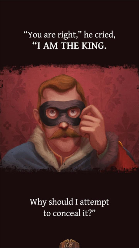 Sherlock Holmes: A Scandal in Bohemia The App Store android Code Lads