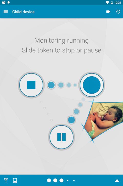 Screenshot Dormi - Baby Monitor APK