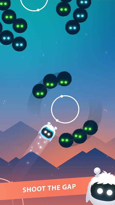 Screenshot Orbia: Tap and Relax APK