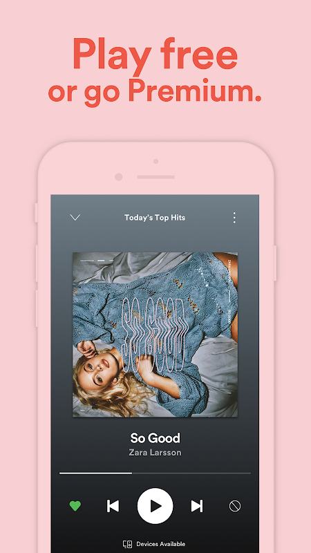 Screenshot Spotify - Music And Podcasts APK