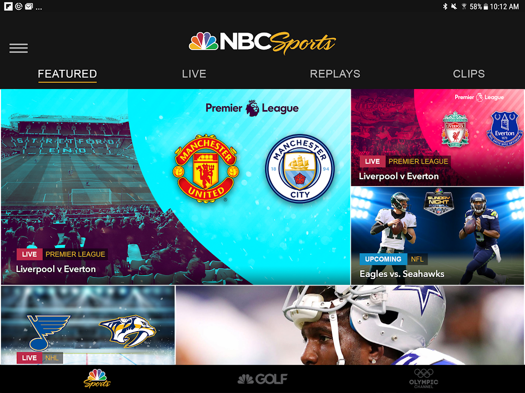 NBC Sports The App Store