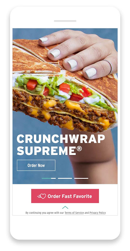 Taco Bell The App Store
