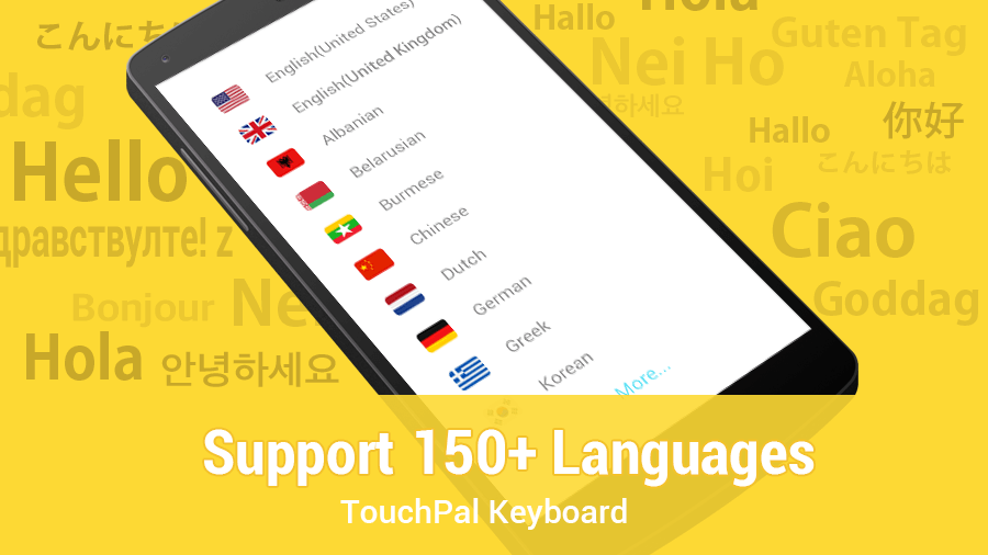 TouchPal Emoji Keyboard The App Store