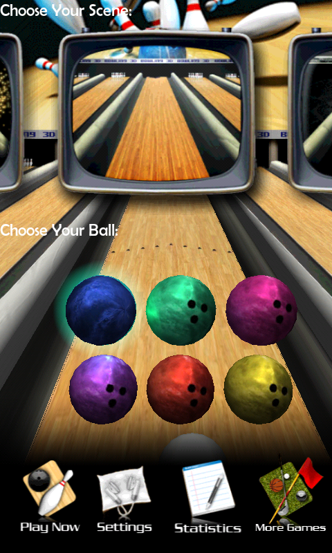 3D Bowling The App Store