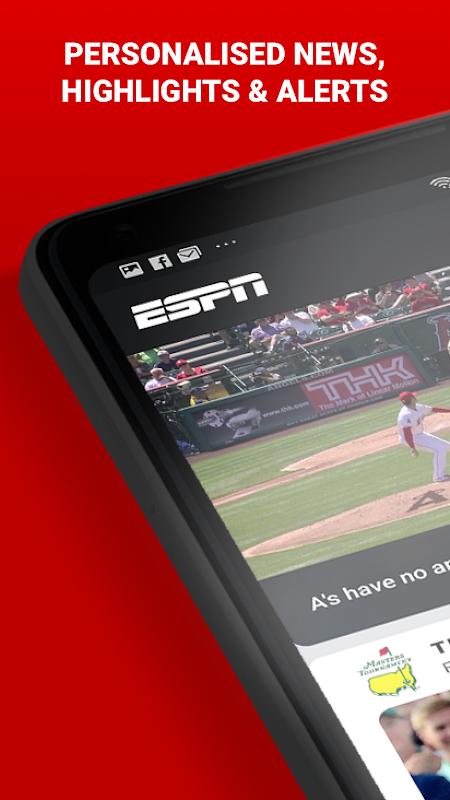 ESPN The App Store
