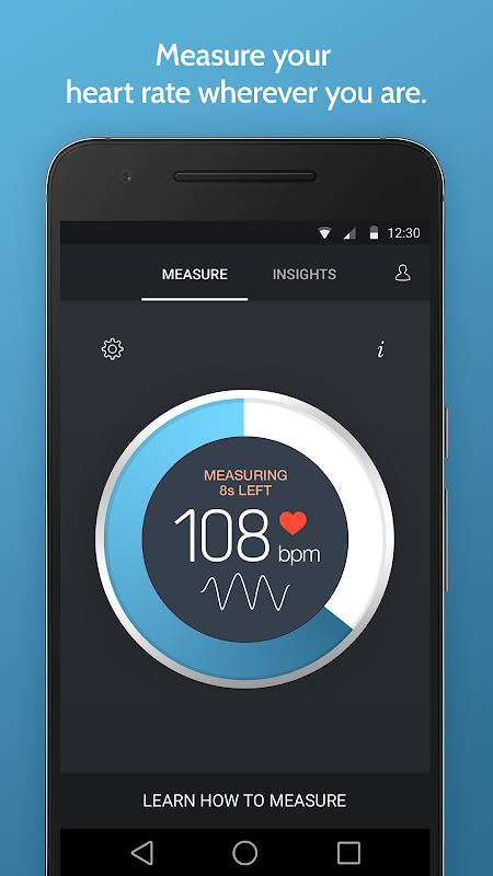 Instant Heart Rate: HR Monitor & Pulse Checker The App Store
