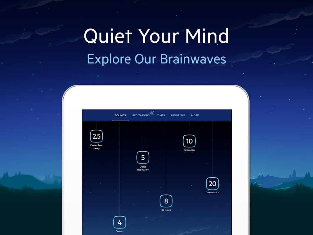 Relax Melodies P: Sleep Sounds The App Store android Code Lads