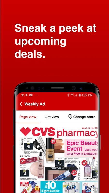 CVS/pharmacy The App Store
