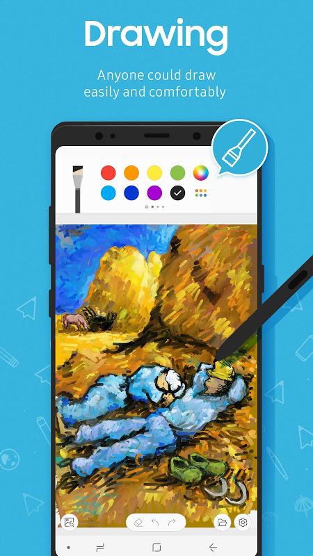 Screenshot PENUP - Share your drawings APK