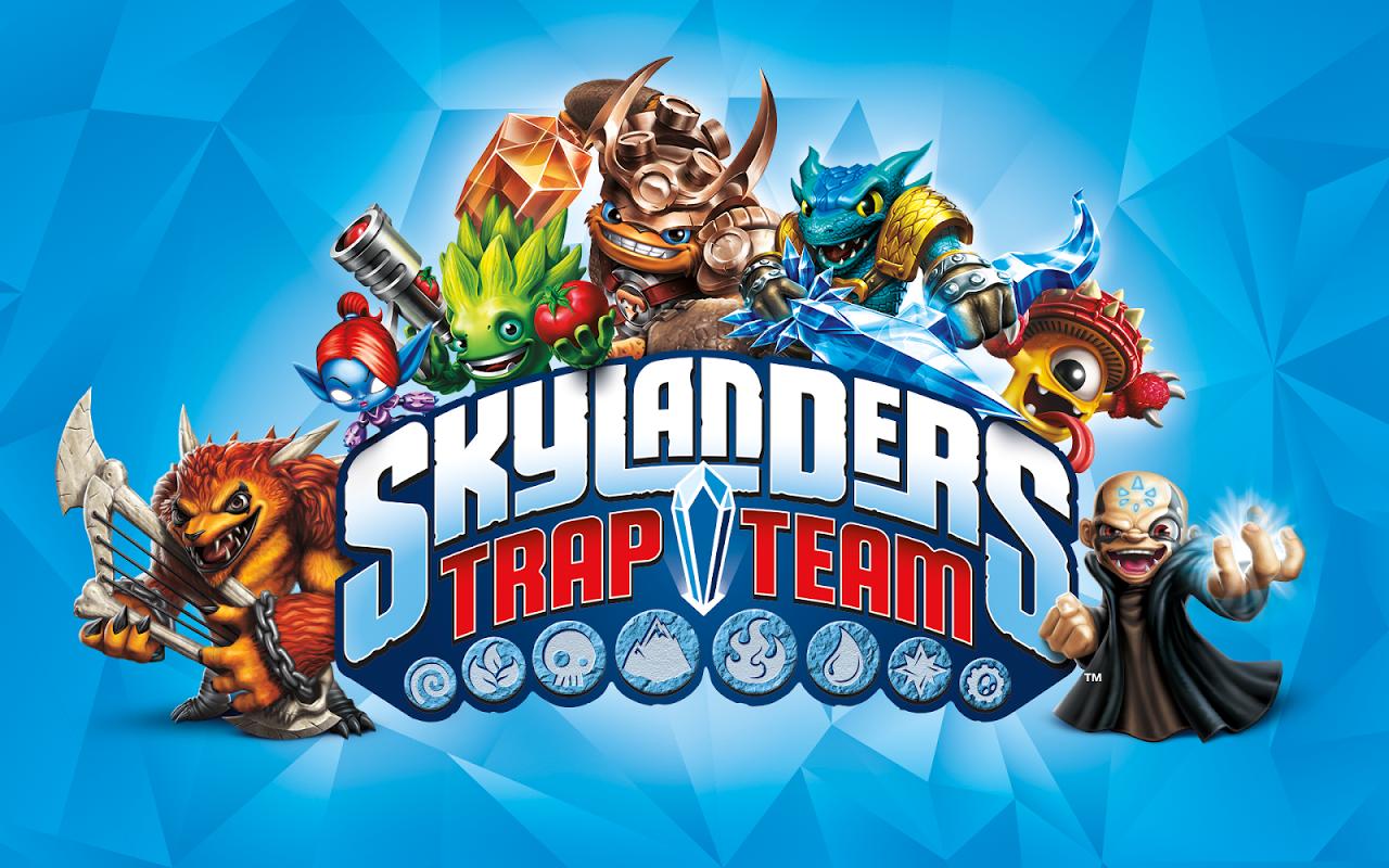 Skylanders Trap Team™ The App Store