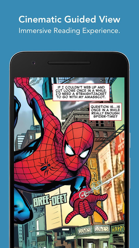 Comics The App Store android Code Lads