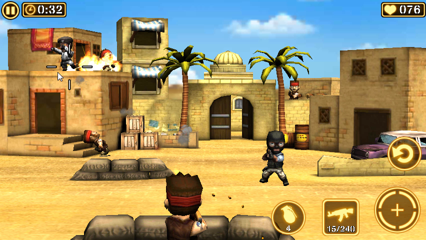 Screenshot Gun Strike 2 Alpha APK