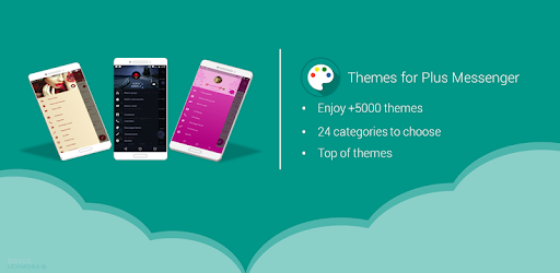 Themes for Plus Messenger