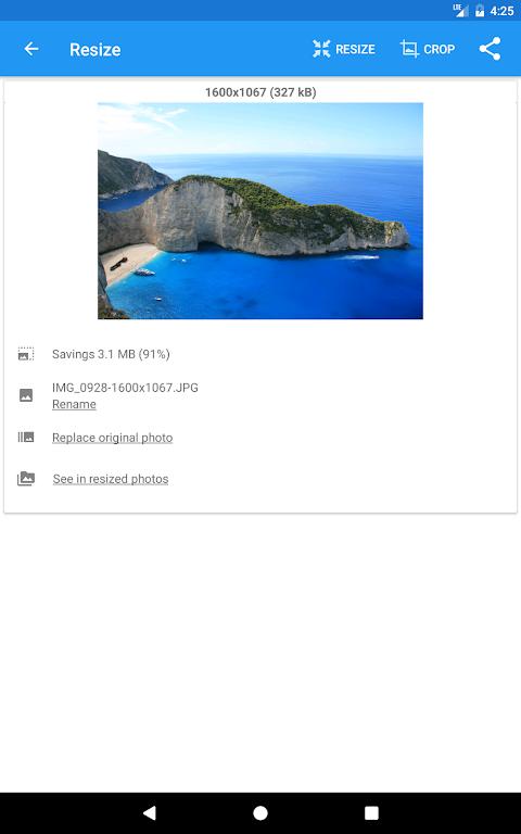 Screenshot Photo & Picture Resizer APK