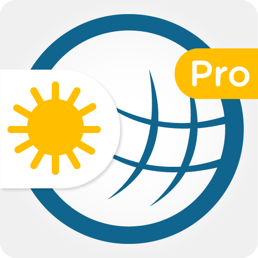 Weather & Radar Pro -  Ad-Free
