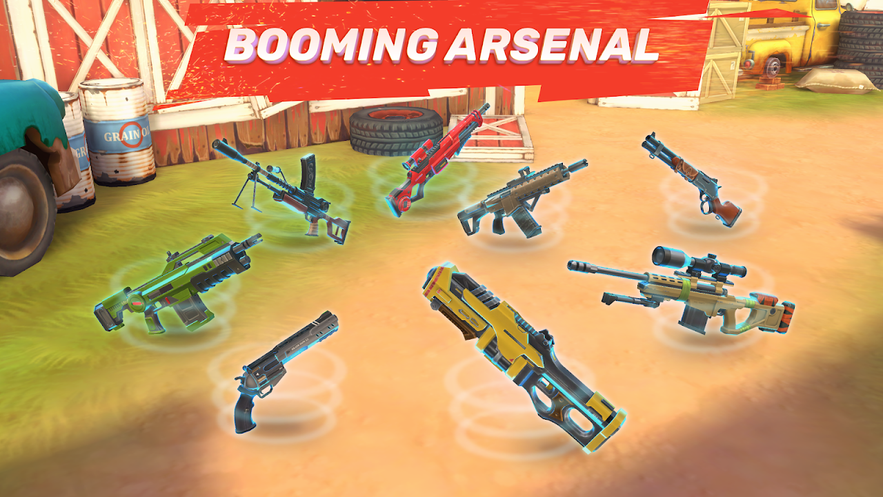 Screenshot Guns of Boom - Online Shooter APK