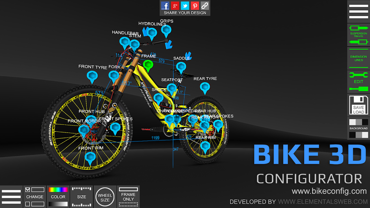 Bike 3D Configurator The App Store