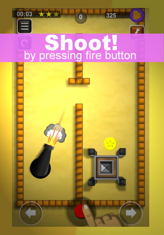 Screenshot Bounce'n Bang Physics Puzzle:Bounce off game! APK