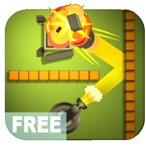Bounce'n Bang Physics Puzzle:Bounce off game!