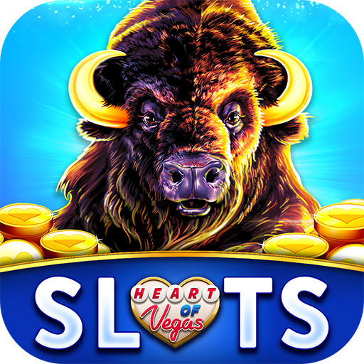 Heart of Vegas™ Slots - Free Casino Slot Machines