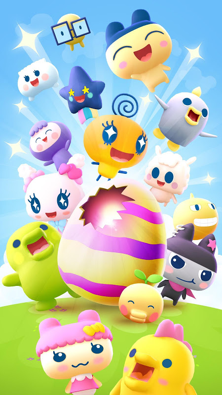 Screenshot My Tamagotchi Forever APK