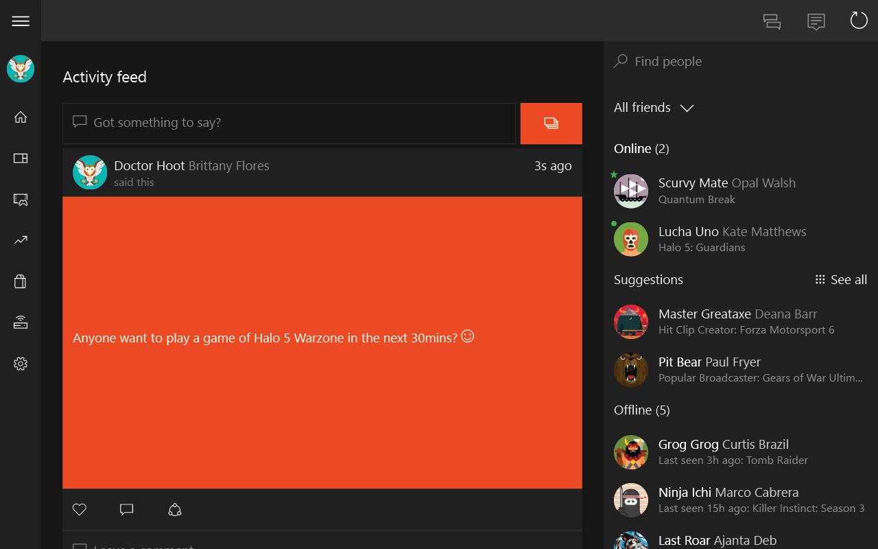 Xbox The App Store