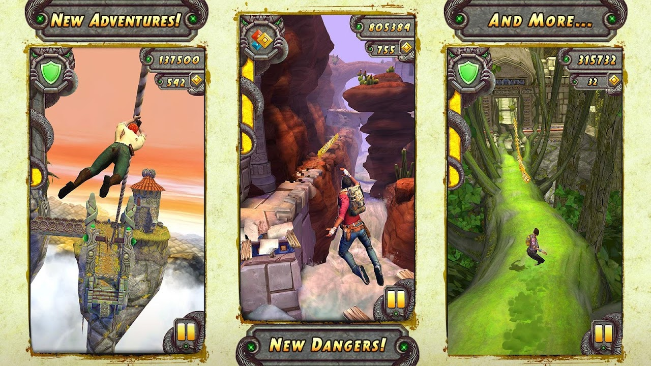 Temple Run 2 The App Store android Code Lads