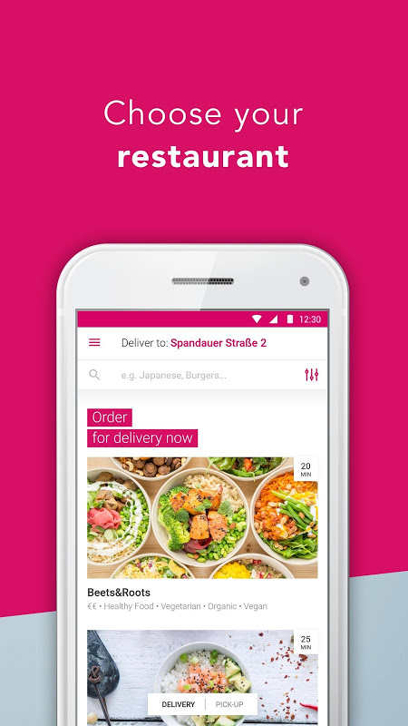 foodora - Local Food Delivery The App Store