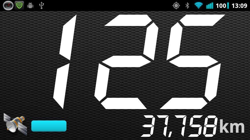 Screenshot Android-Speedometer APK