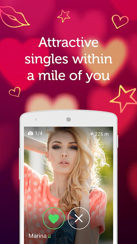Screenshot LovePlanet. Online dating site APK